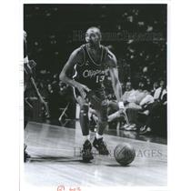 Press Photo Mark Jackson, Los Angeles Clippers - RRQ67587