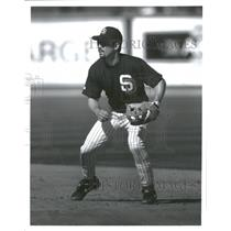 Press Photo San Diego Padres Jody Reed - RRQ72731