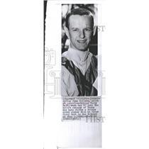 1961 Press Photo Jockey John Sellers Company Back Crown - RRQ50877
