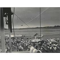 1966 Press Photo Portor County Airporrt Valpariaso Ind - RRQ32911