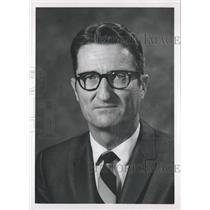 1969 Press Photo Joe Graham, Alabama Director of Conservation - abna30564