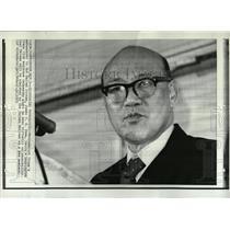 1971 Press Photo China Amb to the US James C.H. Shen - RRW89733