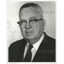 1970 Press Photo John Holliman, Mobile Port Authority - abna31909