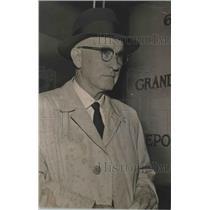 1962 Press Photo Clarence Lloyd, Birmingham, Alabama - abna33688