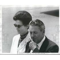 1970 Press Photo Ann W. Love, Registrar in Divorce Scandal - abna34303