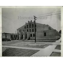 1939 Press Photo New State Guard Armory Champaign Ill - RRW61229