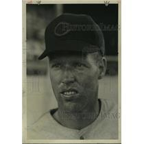 1947 Press Photo Baseball Player Buddy Lively, Sports - abns08248