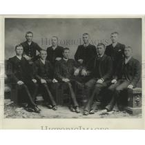 1890 Press Photo Milwaukee Members of The Atlantic Club - mjx48102