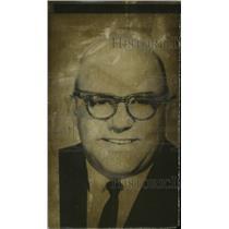 1967 Press Photo Coach P. W. Underwood, Sports - abns08255