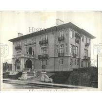 1931 Press Photo Brazilian Embassy in Wash DC - RRX84627