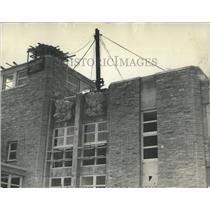 1937 Press Photo Boulder High School Colorado - RRX81183