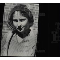 1930 Press Photo Betty Zane Grey daughter Zane Grey - RRW78383