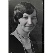1929 Press Photo Evelyn Reiter Hqrrison wife - RRW80091