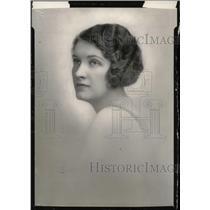 1935 Press Photo Miss Lucille Hastings Omega Sorority - RRW79827