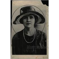 1927 Press Photo Mrs. Eugene Le Roy murdered by husband - RRW74717