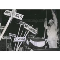 1944 Press Photo Governor Robert S. Kerr- RSA94907