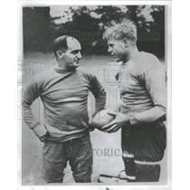 1959 Press Photo Hyde Park Elliott Hassan champion Tilden league play football