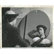 1917 Press Photo Edith Gould