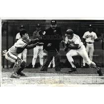 1992 Press Photo Waukesha North High School - Travis Carlson, Baseball Player