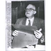 1916 Press Photo The Senate Judiciary Subcommitte Hary Dexter- RSA98797
