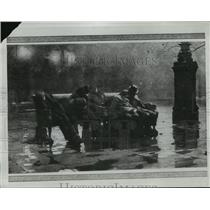 """1933 Press Photo Famous Paintings Of """"Am I My Brother's Keeper"""""""
