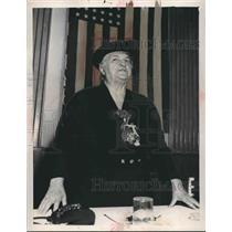 1948 Press Photo Mrs. Marie Bankhead, Orator - abno07135