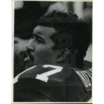 1985 Press Photo New York Jets - Mike Butler - mjt01948