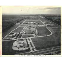 1985 Press Photo Pride Air leased headquarters at James Business Park in Kenner