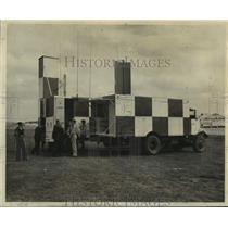 1946 Press Photo Zero-Zero Weather Holds Fewer Terrors for Pilots Landing