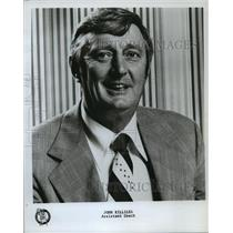 1970 Press Photo John Killilea, Boston Celtics assistant basketball coach