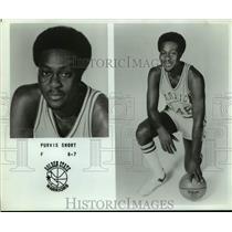 Press Photo Golden State Warriors basketball player Purvis Short - sas15592