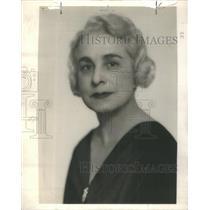 1940 Press Photo Lillian Herstein-Woman Elect-Chicago Federation-Labor Delegate