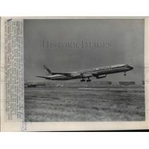 1968 Press Photo US plane carrying US soldiers strays into Soviet airspace.