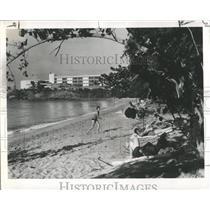 1969 Press Photo Club Mediterranean Guadalupe Island - RRX80999