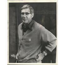 1974 Press Photo Green Bay Packers - Dan Devine, Coach - mjt06312