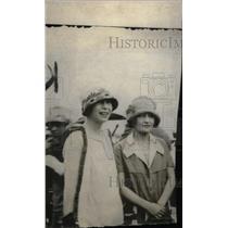 1924 Press Photo Mrs. Hovue E. Dodge Sr. - RRX46431