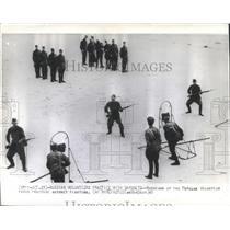 1941 Press Photo Russian Volunteer Force Fighting - RRX99567
