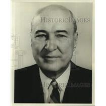 1970 Press Photo Stanley Learned portrait - nob55334