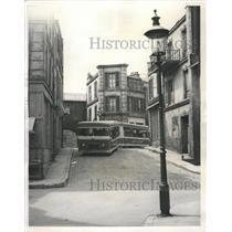 1967 Press Photo GlamorTrams Universal Studios Ride - RRW39371