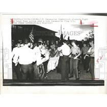 1964 Press Photo Panamanian school student fight police - RRX82227
