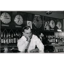 1965 Press Photo  James Fillas Restaurant