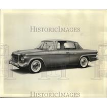 1962 Press Photo 1962 Studebaker Lark Daytona Hardtop - mjx68987