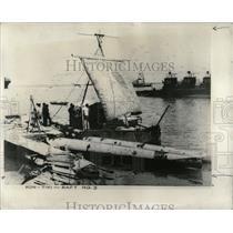 1947 Press Photo Ron Tiki Raft Expedition - RRW56865