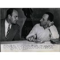 1946 Press Photo Joseph Harry CIO committee Maritime - RRW05991