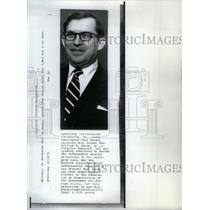 1973 Press Photo William Spong Jr Virginia Washington - RRX35627