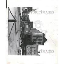 1961 Press Photo Illinois Chicago Streets - RRX95727