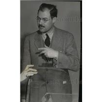 1941 Press Photo Frederic Douglas Denver Art Museum - RRX47755