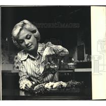 1975 Press Photo Former United States Olympic gymnast Cathy Rigby - mjt14607