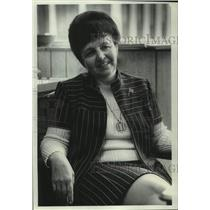 1979 Press Photo Mandy Stellman chief counsel for National Organization of Women