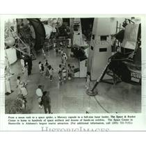 Press Photo The Space & Rocket Center, Huntsville, Alabama - abna43796